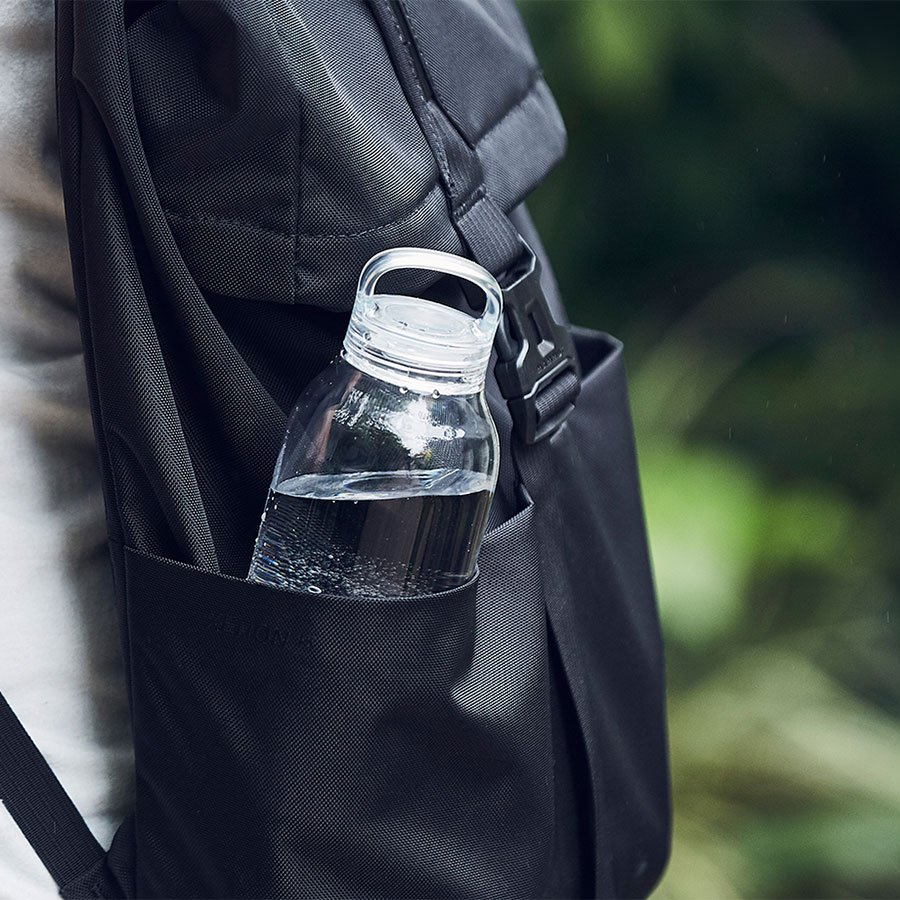 KINTO WATER BOTTLE 300ML CLEAR THUMBNAIL 1