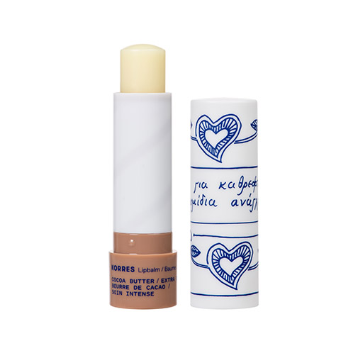 Korres EXTRA CARE Cocoa Butter / Extra Care Lip Butter Stick Thumbnail 2