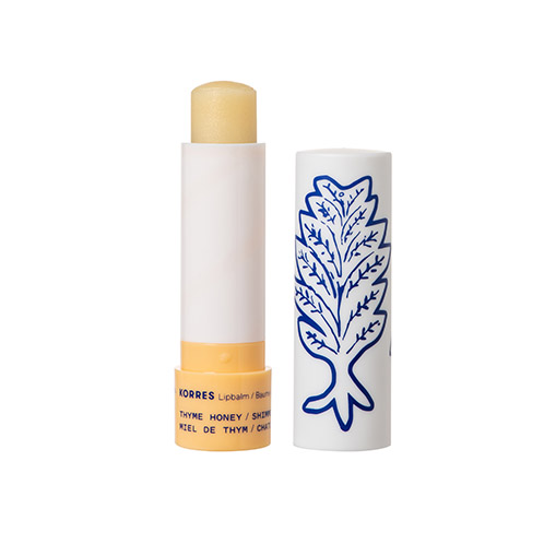Korres SHIMMER Thyme Honey / Shimmer Lip Butter Stick Thumbnail 2