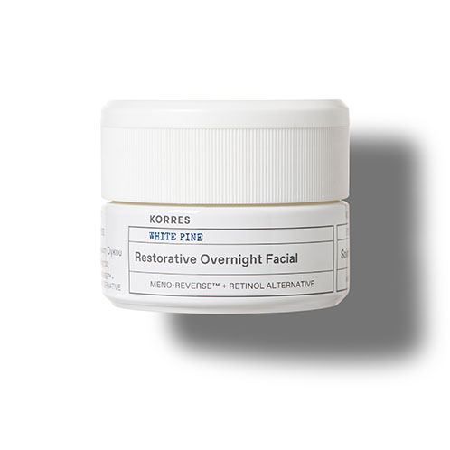 White Pine Meno-Reverse™ Restorative Overnight Facial