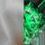 Silver|Emerald Swatch
