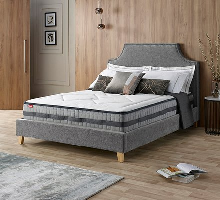 Komfi Ikon Trio Memory Foam Mattress