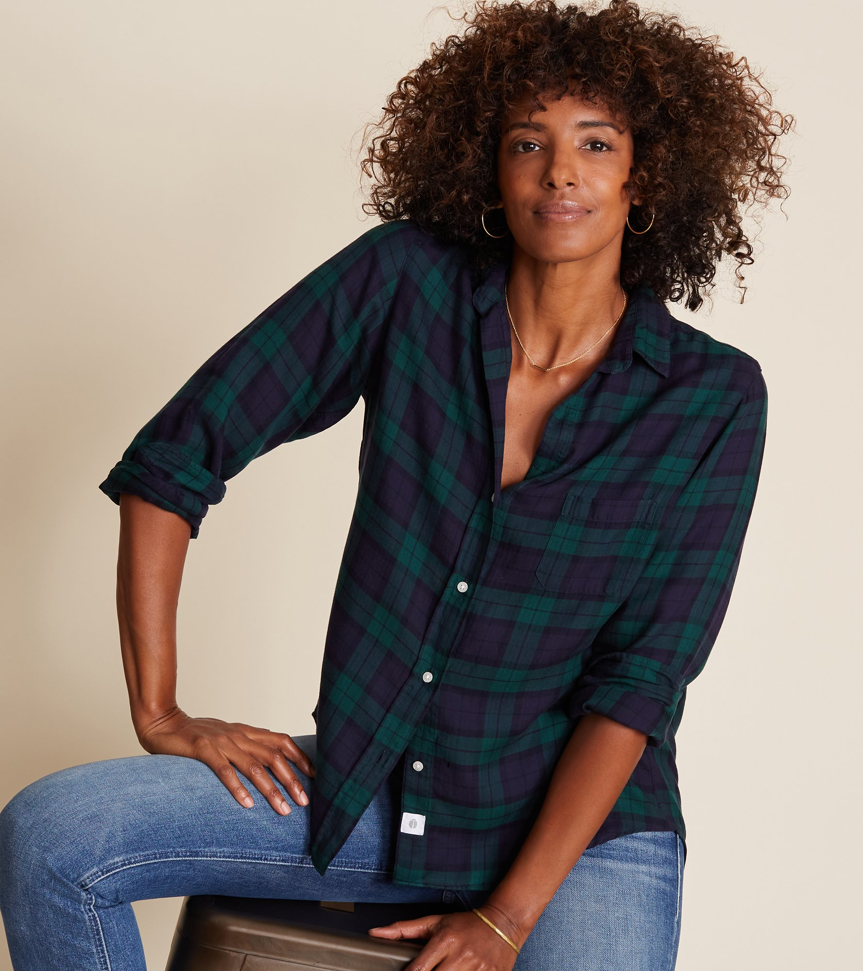 Image of The Hero Liquid Flannel Plaids