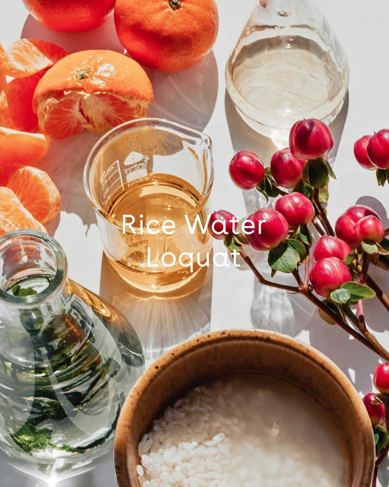Rescue Rebalancing Cleanser with Mandarin Orange, Rice Water, Loquat, & Rosehip Oil