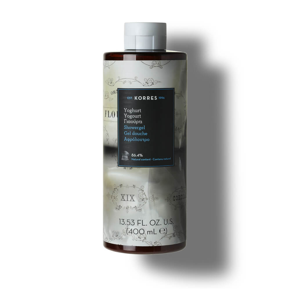 Korres Hydration Yoghurt Limited Edition Shower Gel