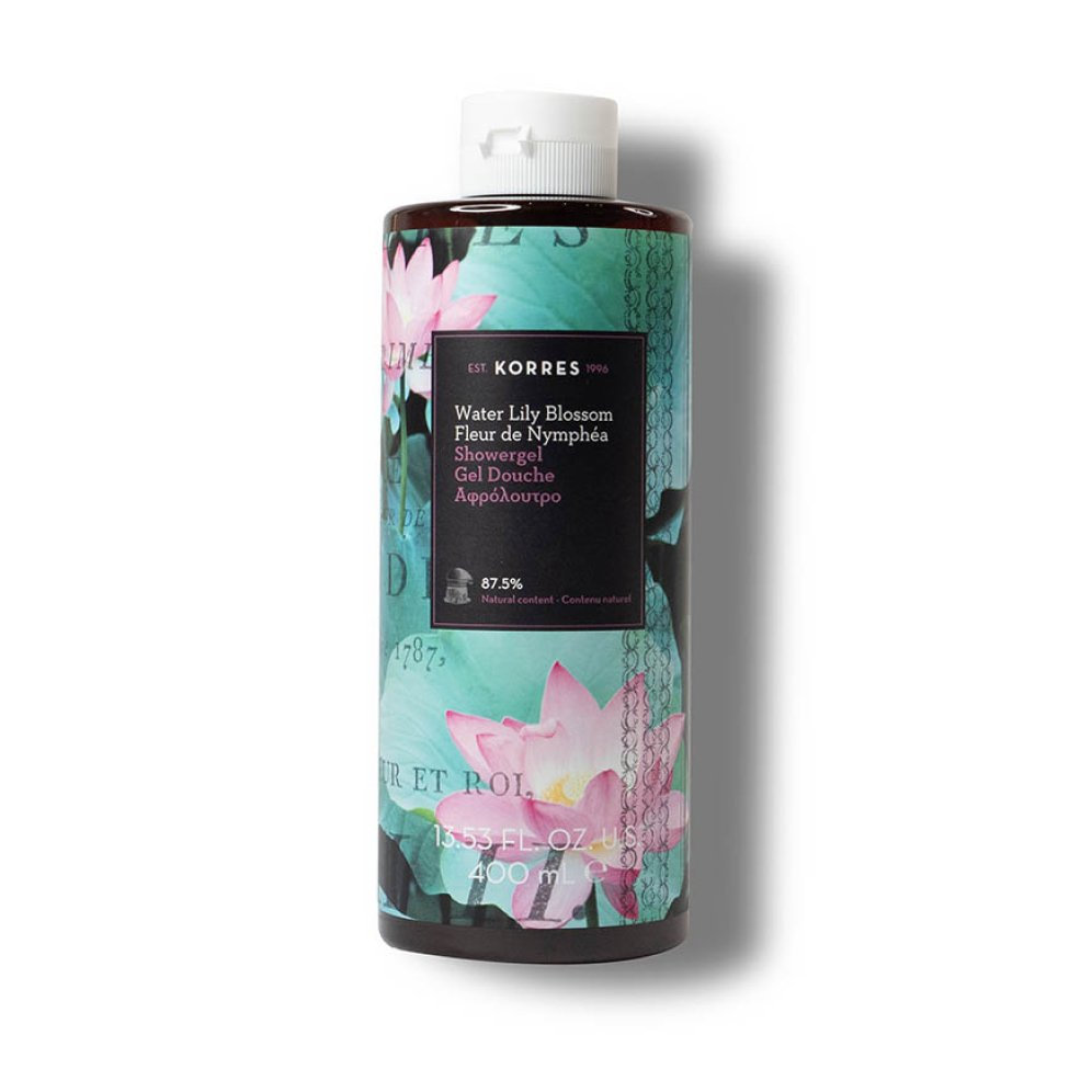 Korres Hydration Water Lily Limited Edition Shower Gel