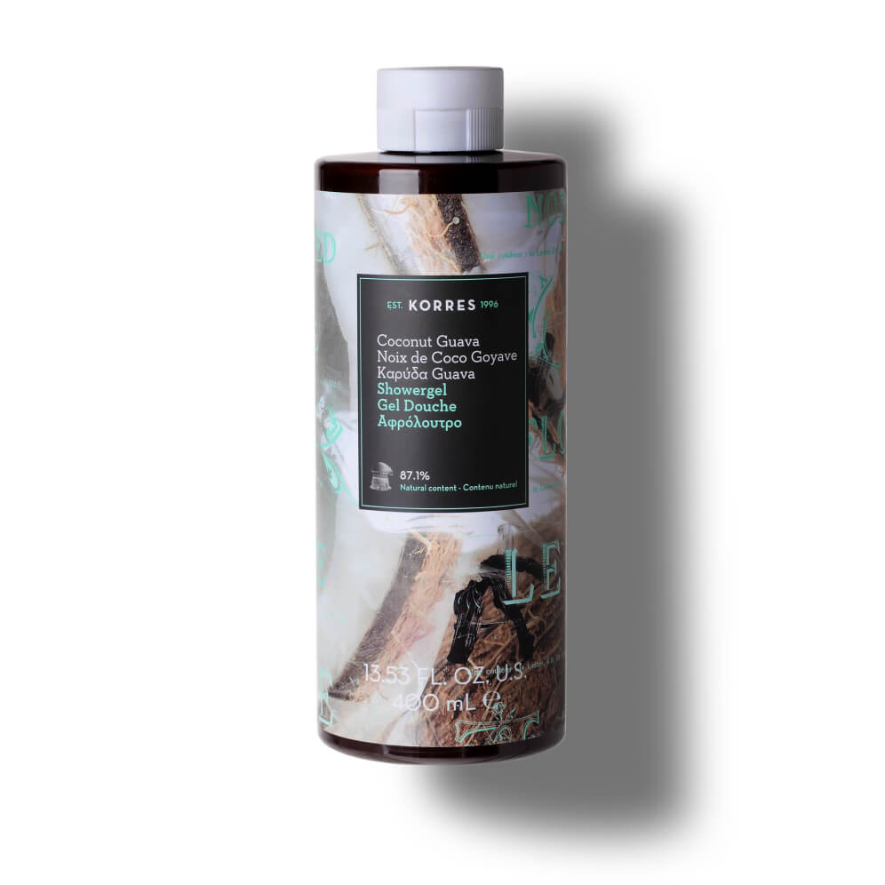 Korres Hydration Coconut Guava Limited Edition Shower Gel