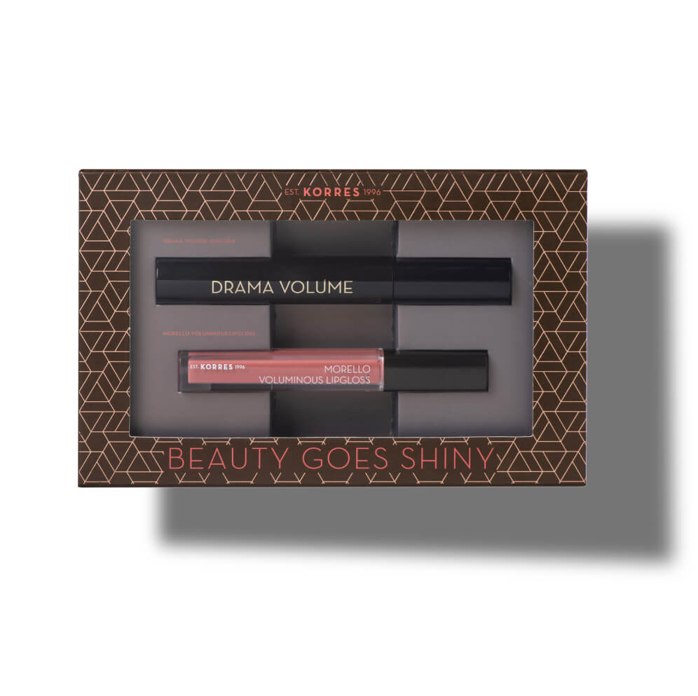 Volcanic Mineral Mascara and Plump Lip Gloss Thumbnail