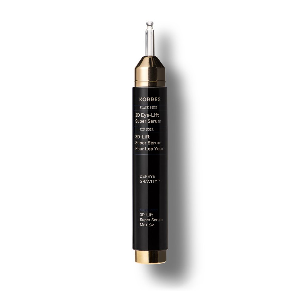 Korres Plumping + Lifting Black Pine 3D Eye-Lift Super Serum