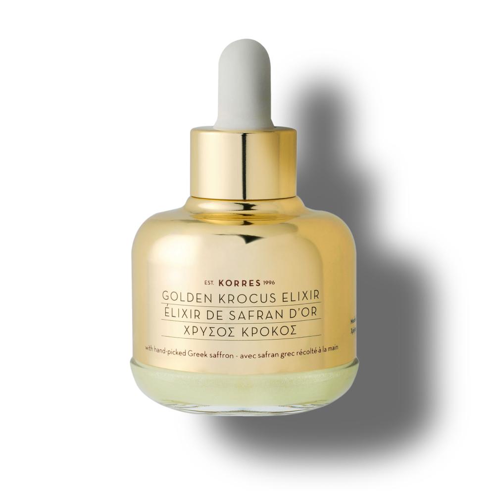 Korres Anti-aging Golden Krocus Ageless Saffron Elixir