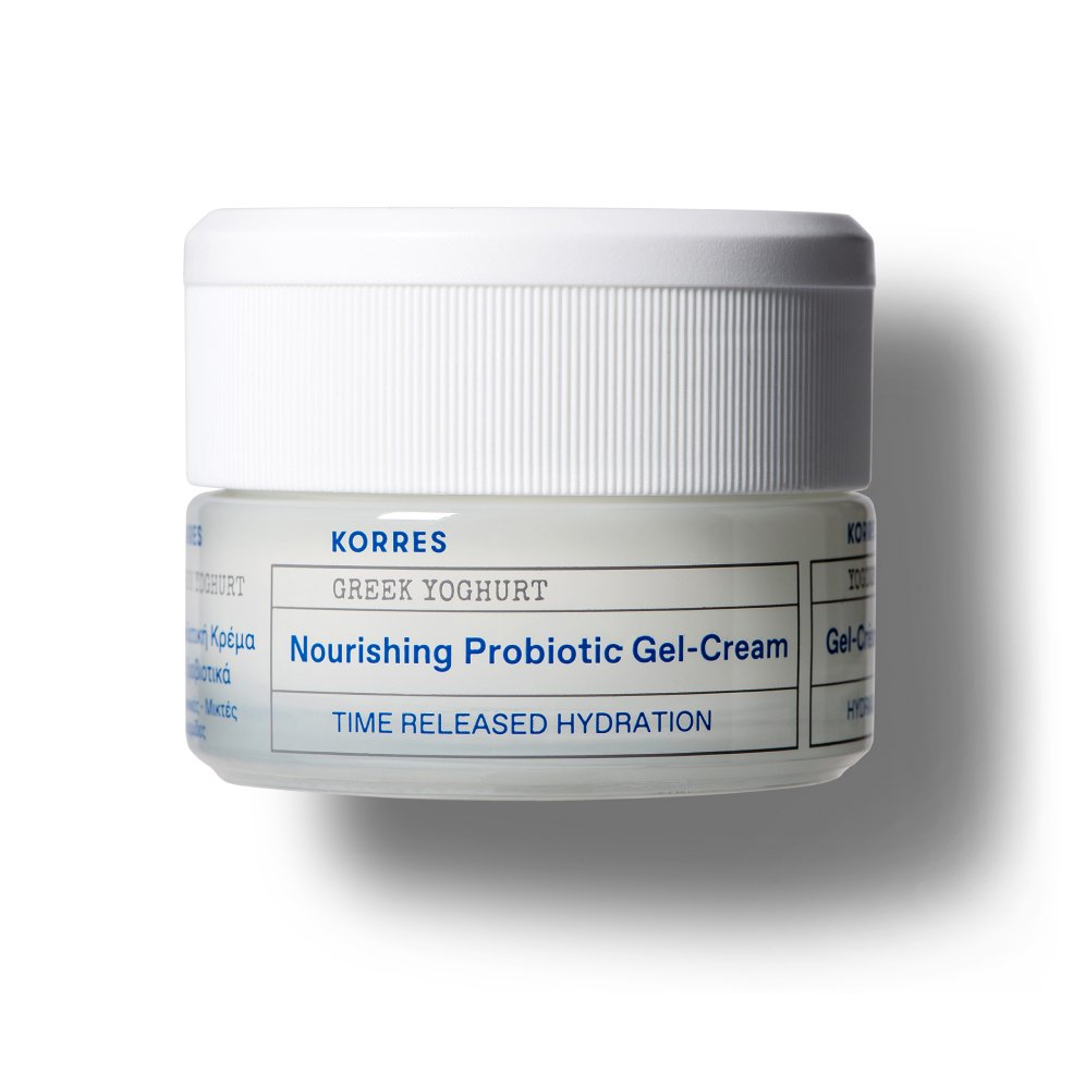 Korres Hydration Greek Yoghurt Nourishing Probiotic Gel-Cream