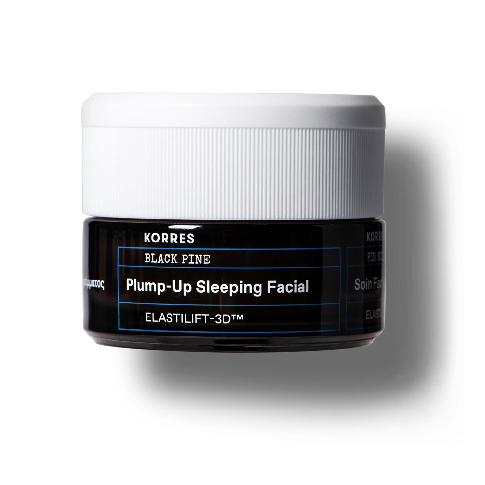 Korres Plumping + Lifting Black Pine Plump-Up Sleeping Facial