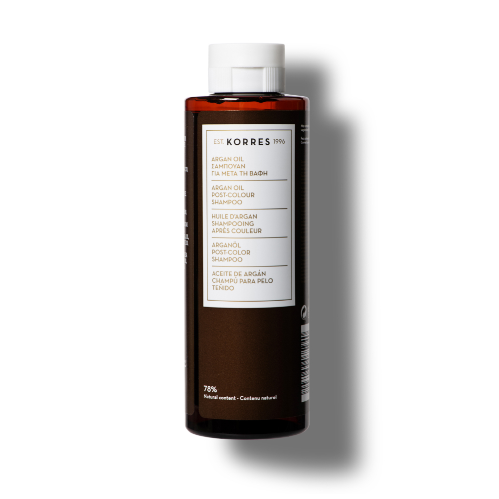 Korres Hair Argan Oil Post-Colour Shampoo