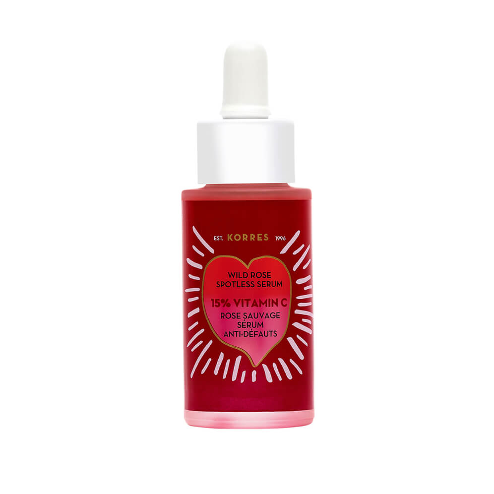 Limited Edition Apothecary Wild Rose Spotless Serum 15% Vitamin Super C