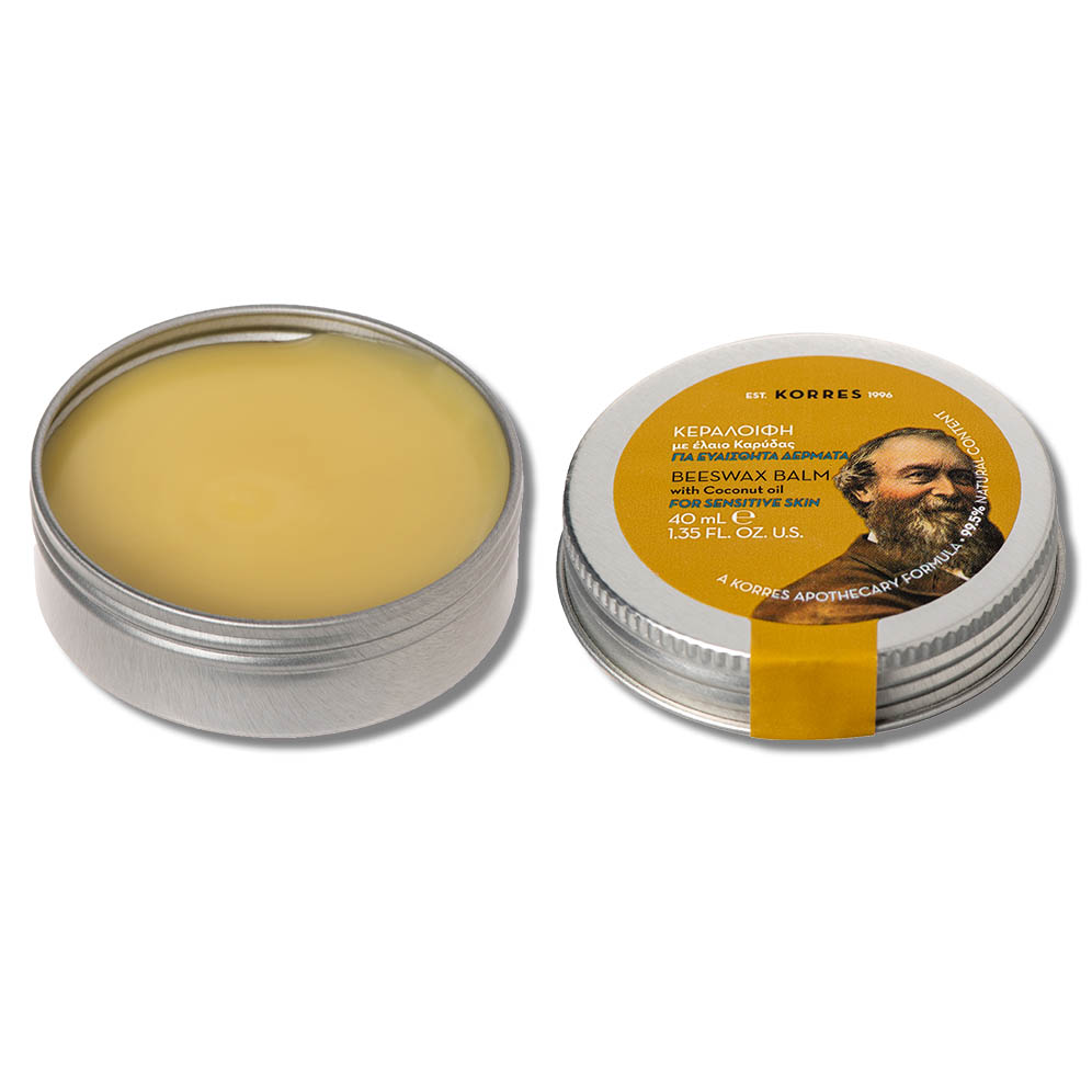 Korres Special Offer Limited Edition Apothecary Beeswax Balm