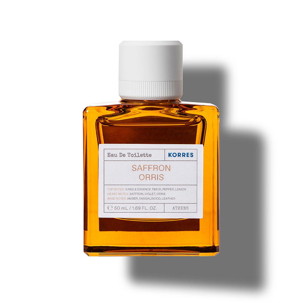 Korres Fragrance Saffron Orris Eau de Toilette