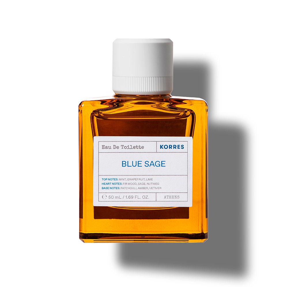 Korres Fragrance Blue Sage Eau de Toilette