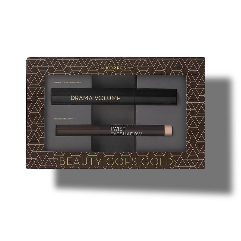 Volcanic Minerals Mascara and Mineral Eyeshadow