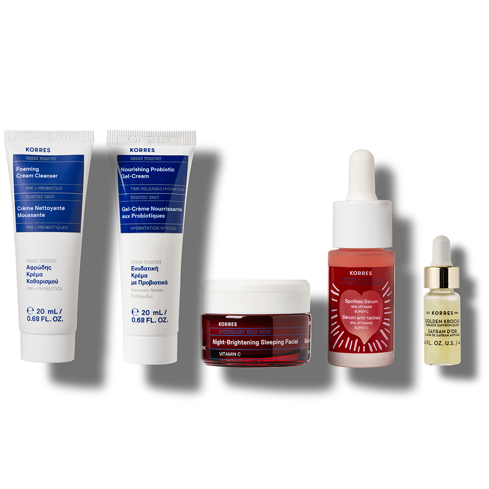 Korres Essentials Discovery Kit Hydration + Dark Spot Reduction Thumbnail 2