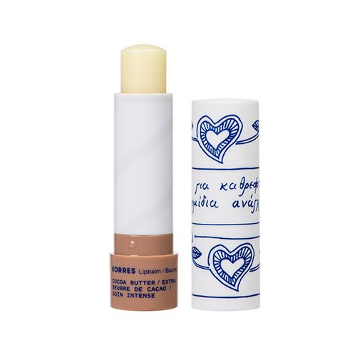 Korres Lip butter Stick Cocoa Butter / Extra Care EXTRA CARE Thumbnail 2