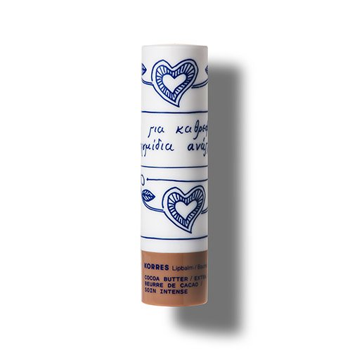 Korres EXTRA CARE Cocoa Butter / Extra Care Lip Butter Stick