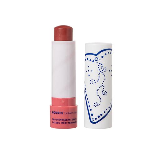 Korres TINTED Mediterranean Grape / Tinted Lip Butter Stick Thumbnail 2
