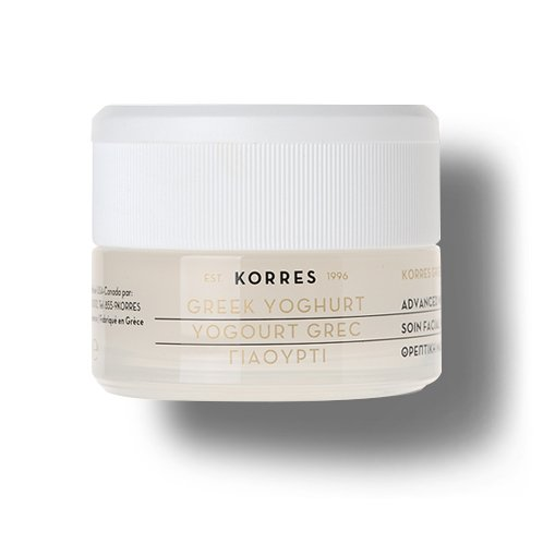 Korres HYDRATION Greek Yoghurt Advanced Nourishing Sleeping Facial
