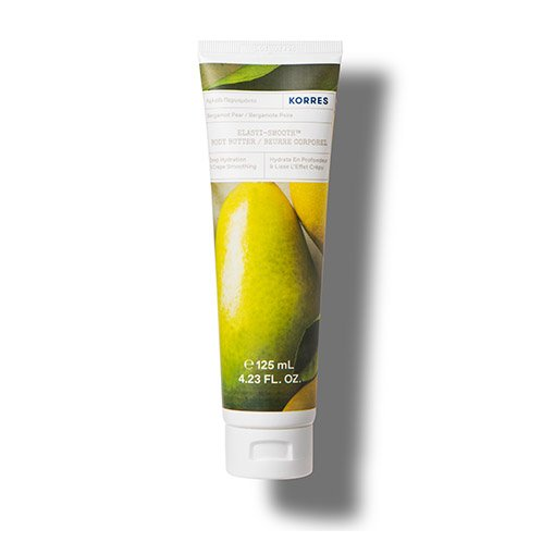 Korres DEEP HYDRATION + SMOOTHING Bergamot Pear Elasti-Smooth™ Body Butter 01