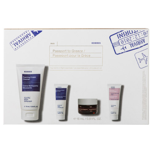 Passport To Greece Skincare Set