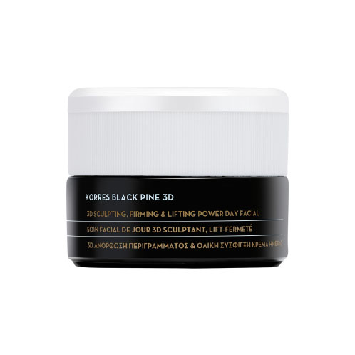 Korres Plumping + Lifting Black Pine Anti-Aging, Firming & Lifting Day Cream