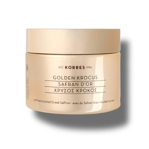 Korres ANTI-AGING Golden Krocus Hydra-Filler Plumping Cream