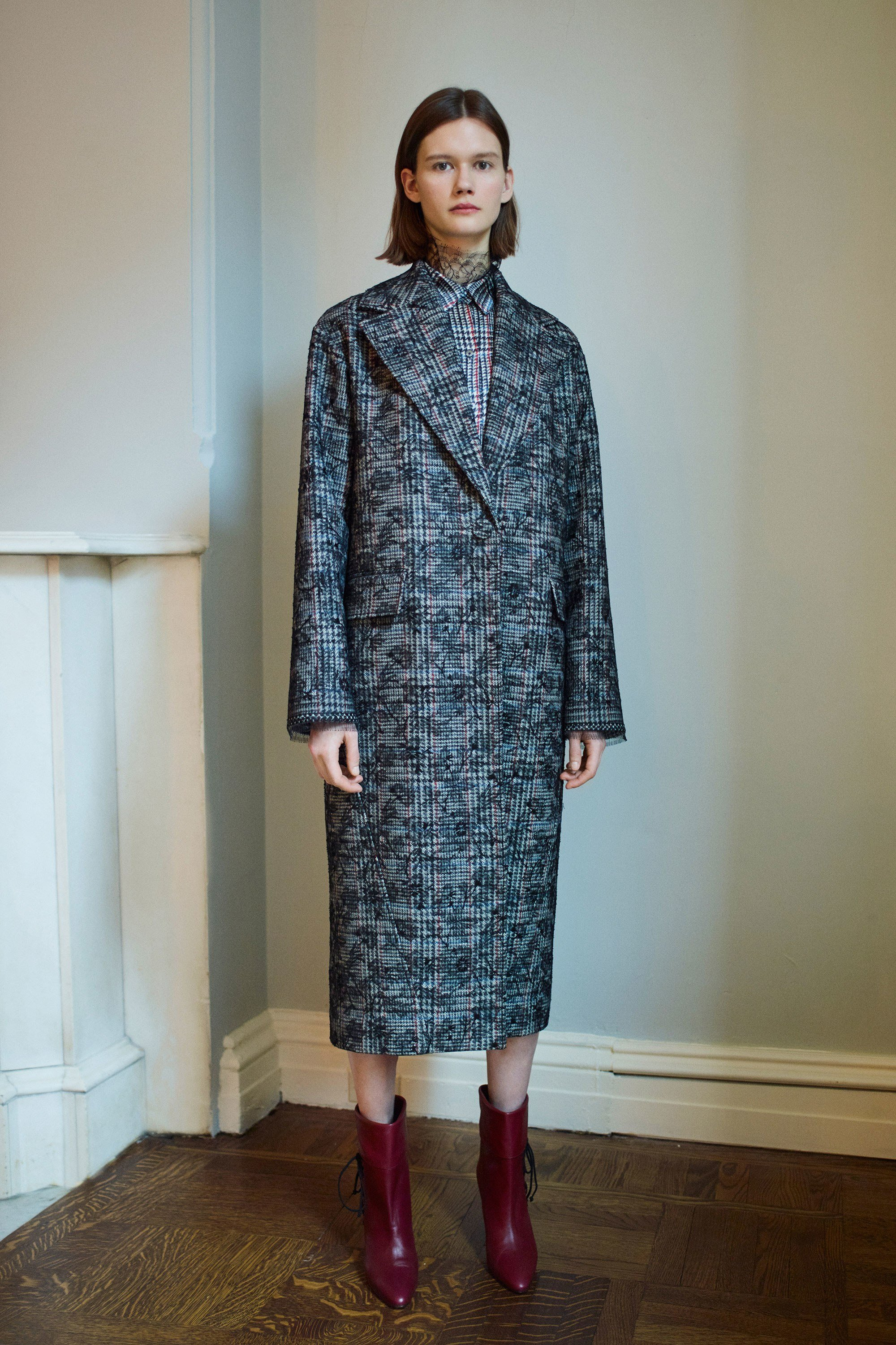 Adam Lippes Fall 2018 Look 5