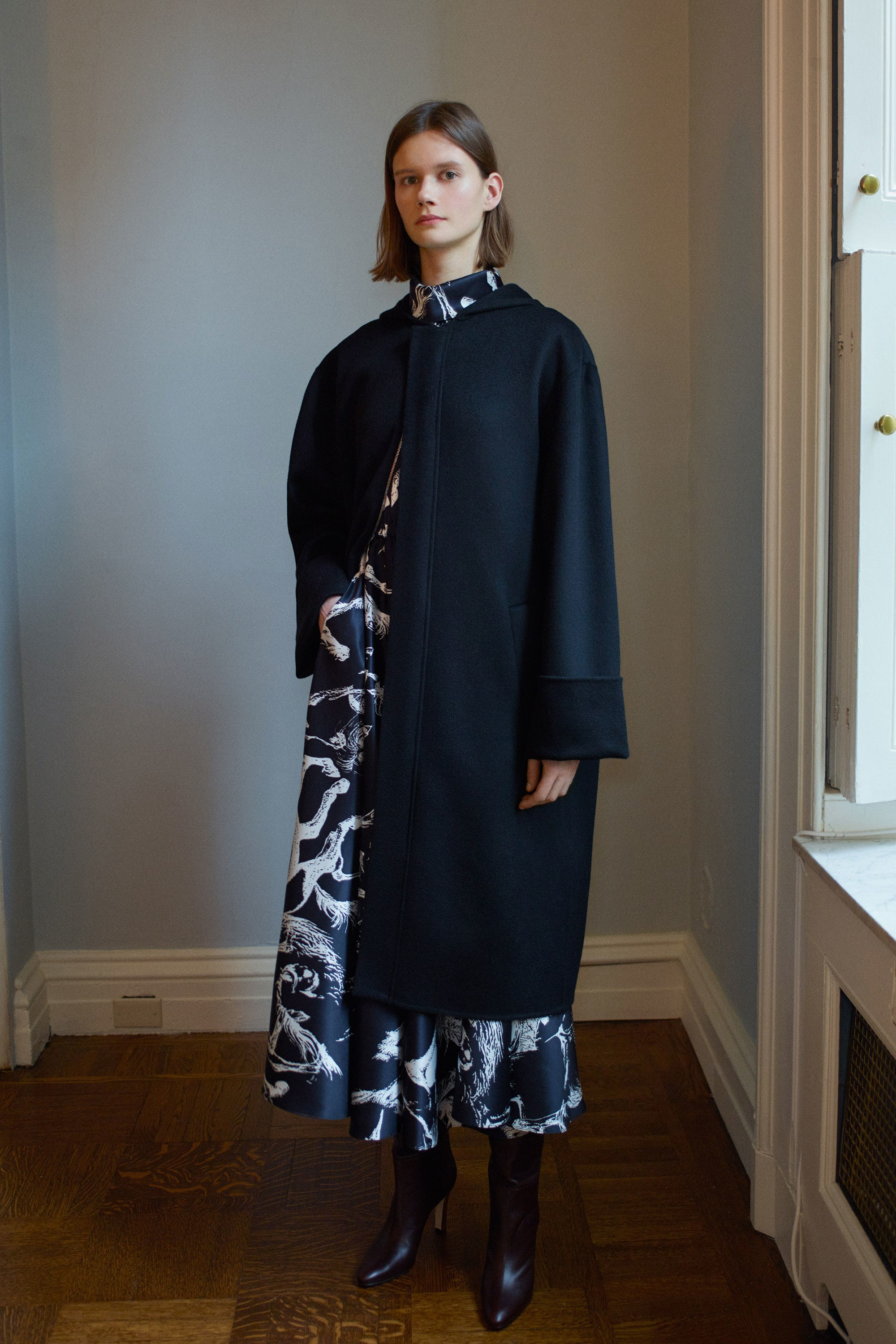 Adam Lippes Fall 2018 Look 19