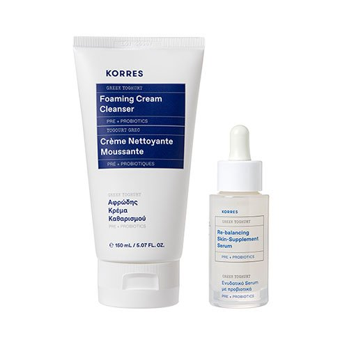 Korres NOURISH + HYDRATE Nourished Sensitive Skin Duo
