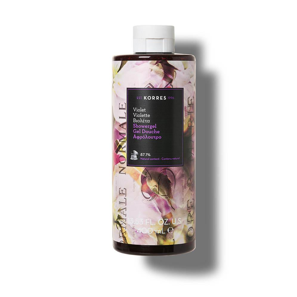 Korres  Violet Limited Edition Shower Gel