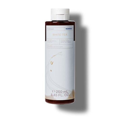 Korres CLEANSE + HYDRATE White Tea Shower Gel