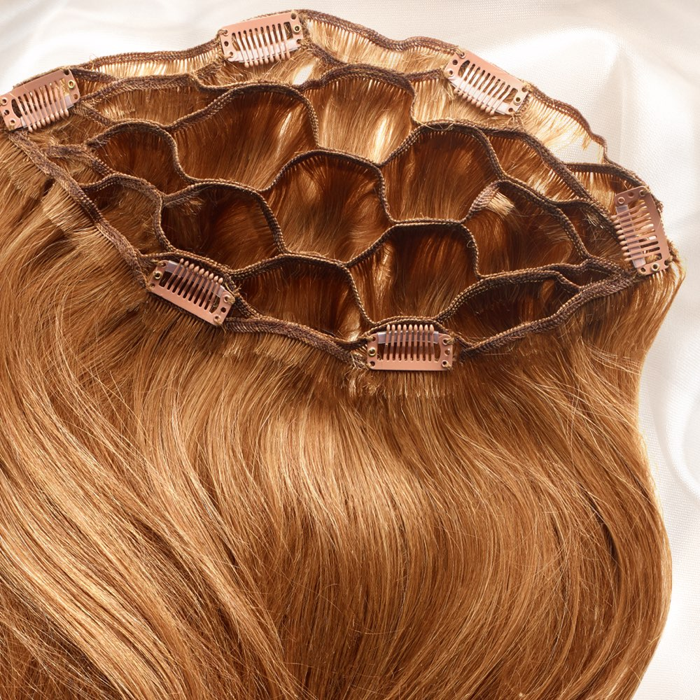 clip-in volumizing extensions