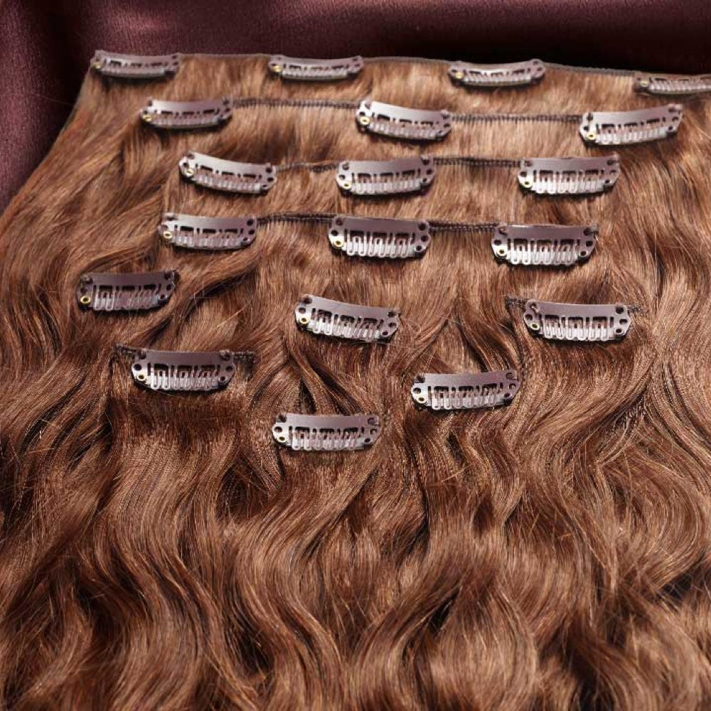 clip-in hair extension sets