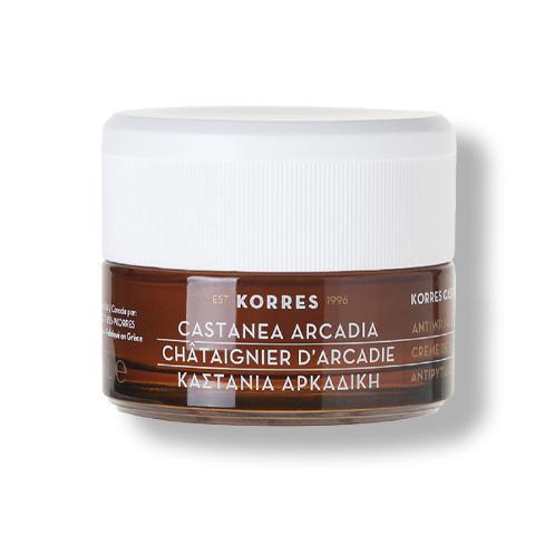 Castanea Arcadia Anti-Falten Tagescreme für normale Haut + Mischhaut
