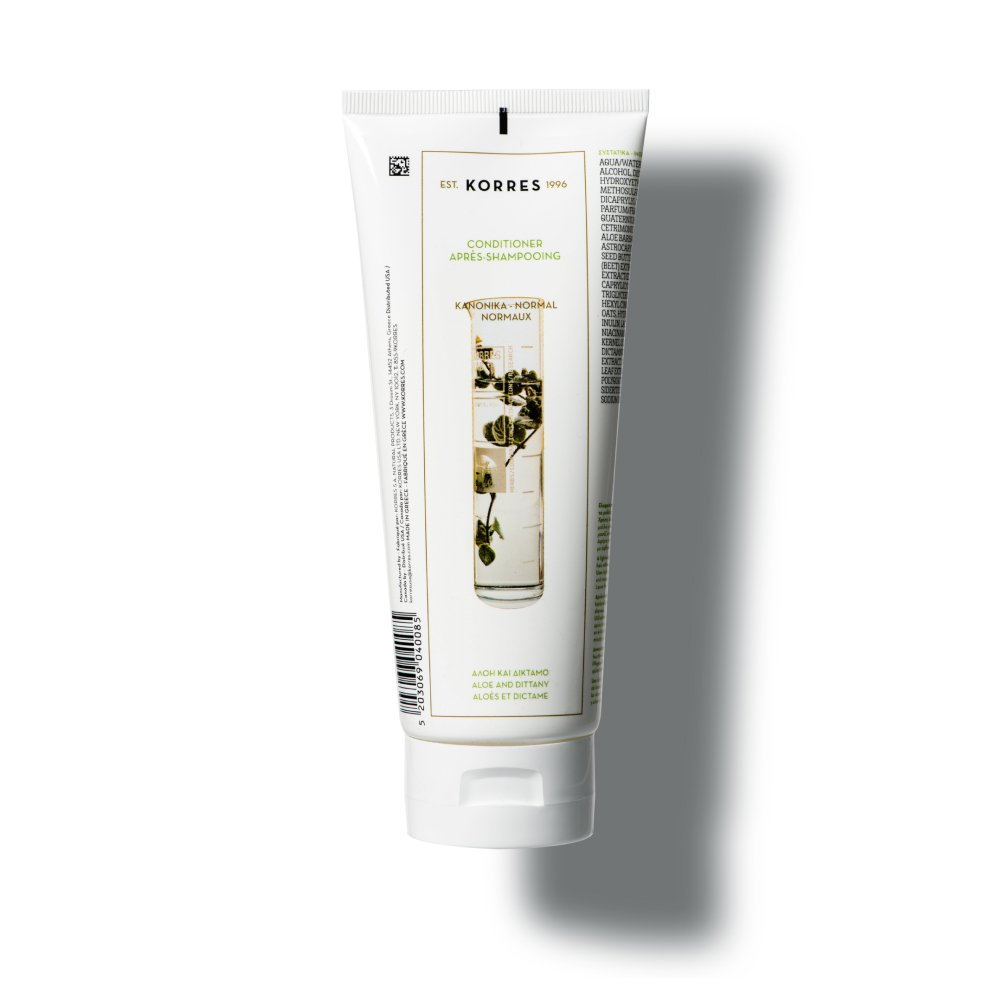 Aloe & Dittany Pflegespülung für normales Haar