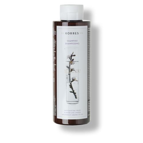 Almond & Linseed Shampoo für trockenes, strapaziertes Haar