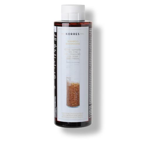 Rice Proteins & Linden Shampoo für feines Haar Thumbnail
