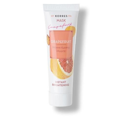 Grapefruit Maske für mehr Strahlkraft