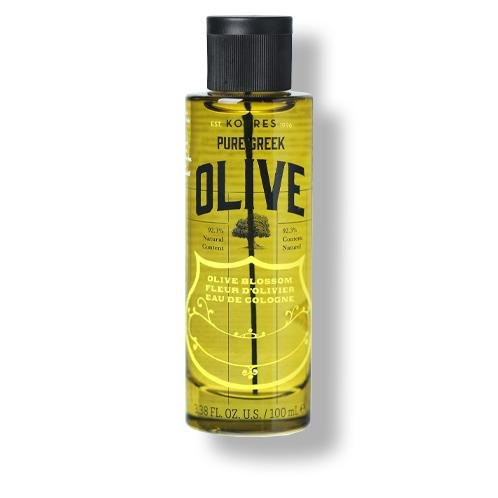 Pure Greek Olive & Olive Blossom Eau De Cologne