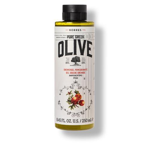 Pure Greek Olive & Pomegranate Duschgel Thumbnail