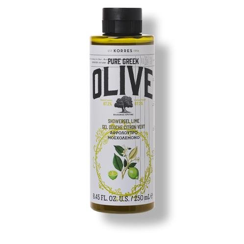 Pure Greek Olive & Lime Duschgel Thumbnail