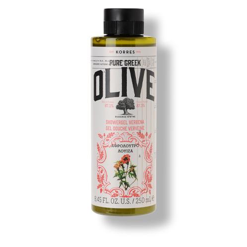 Pure Greek Olive & Verbena Duschgel Thumbnail