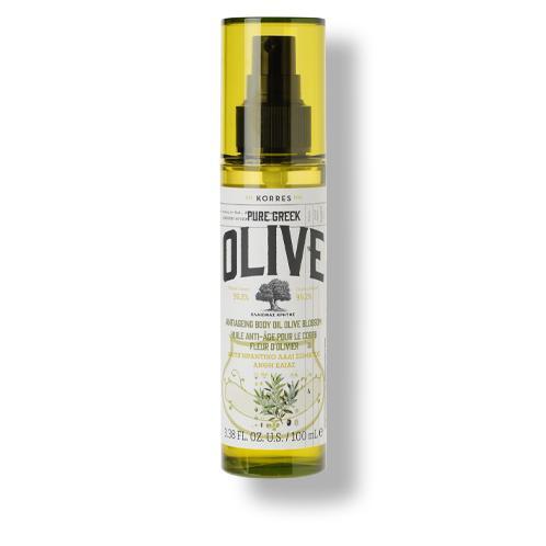 Pure Greek Olive & Olive Blossom Körperöl