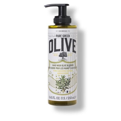Pure Greek Olive & Olive Blossom Handseife