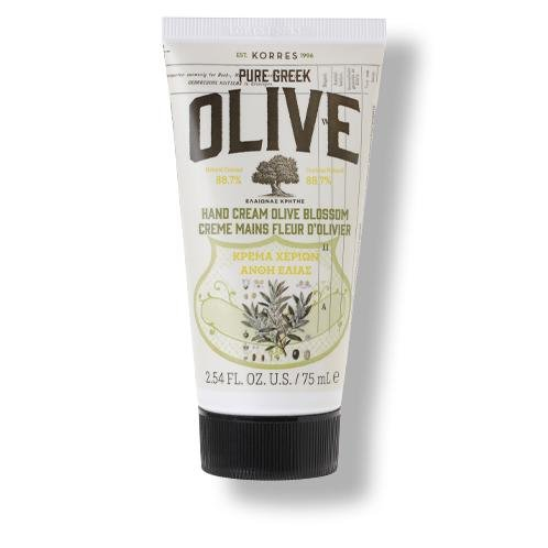 Pure Greek Olive & Olive Blossom Handcreme